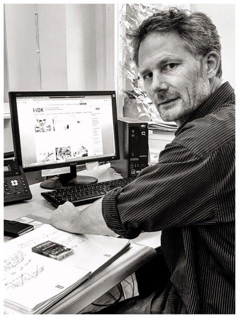 Stefan Taube Pflegedienstleiter